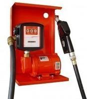 Модуль для заправки, перекачки бензина, ДТ со счетчиком