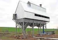 Ремонт зерновых  комплексов