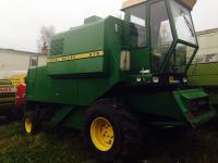 Комбайн зерноуборочный John Deere 975