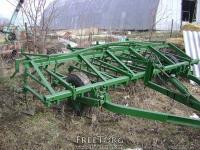 Культиватор  обработки почвы КПС-4(8)