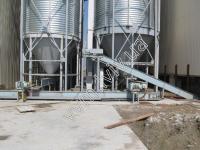 Монтаж технологического оборудования зерноперерабатывающего комплекса