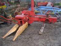 Сечкарня для кукурудзы на силос Pottinger