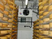 Камеры хранения и созревания сыра
