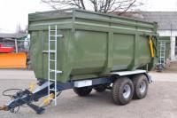 Самосвальный тракторный прицеп ТСП-16 к тракторам Т-150, МТЗ 1210, ХТЗ