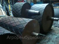 Услуги по футеровке приводных барабанов конвейеров