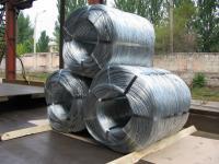 Проволока стальная с цинковым покрытием мягкая ГОСТ 3282-74