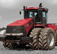 Трактор Case IH STX Steiger