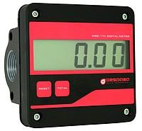 Электронный счетчик MGE 110 для ДТ, масла, 5-110 л/м