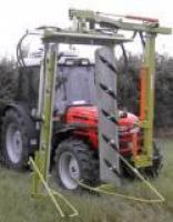 Машины для контурной обрезки виноградников