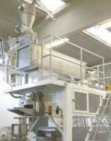 Полуавтоматическая линия по производству макарон/спагетти