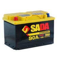 Аккумулятор 6CT-90 Ач Sada Standard