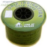 Капельная лента L&N, 16мм х 0.20мм, 0,8л/ч, 1000 м