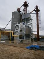Зерносушилки Agro Star, производительностью 200 т/с