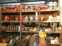 Крановое оборудование, редукторы, электродвигатели