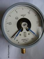 Электроконтактный манометр ДМ2005