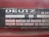 Ремонт дизельного двигателя Дойц Deutz