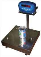Весы товарные платформенные электронные.