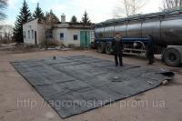 Мягкие резервуары для хранения КАС и топлива