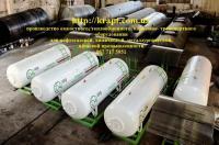 Газголдера для хранения сжиженных углеводородных газов (СУГ)