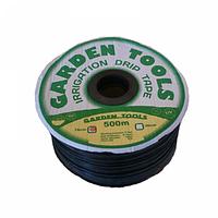 Лента для капельного полива щелевая Garden tools шаг 10, 20, 30 см 500 м