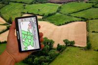 GPS Геометр - помощник агронома