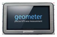 Геометр для измерения площади полей