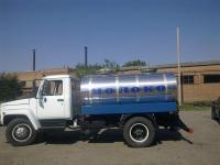 Автомобили для перевозки молока