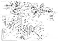 Кронштейн граблин чугунный Сипма Z224