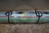 Сетка для обмотки рулонов 123х2000 Германия на пресс-подборщики