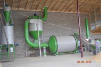 Линия сушения и дробления опилок и щепы АВМ-0,65 до 1000 кг/ч