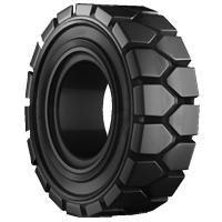 7.00-12  Цельнолитая шина с замком для вилочныx погрузчиков - ADDO