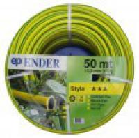Шланг поливочный (шланг садовый) ENDER STYLE, 1/2 дюйма (12,5 мм), 50 м