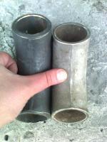 Отводы кованые (бесшовные) нержавеющие 08-12Х18Н10Т 90° ГОСТ 17375-83
