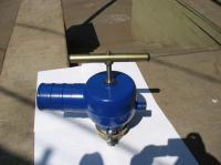 Кран гидранта оросительного Dy-100