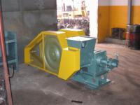 Пресс гранулятор для брикетирования и гранулирования BT60