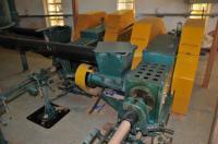 Ударно механический пресс для брикетов Wektor (500-600 кг/час)