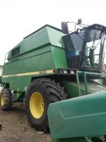 Услуги (аренда) по уборке подсолнечника, кукурузы и рапса по всей Украине