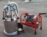 Доїльний апарат Буренка-1 Люкс