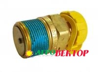 Наповнювальний клапан для резервуарів (ЄВРОНАЛИВ). Еврозалив