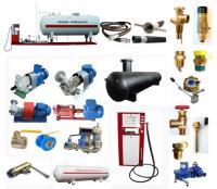 Оборудование: для АГЗС, газовых заправок, СУГ, АГЗП, для газовозов, автоцистерн, газовых модулей