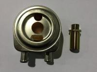 Охладитель масляный 2486A218 двигатель Perkins 403D-15, 404C-22