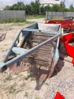 Дворядний картоплекопач Z-609 фірми Agromet (Польща)