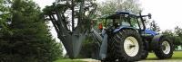 Выкопочные машины (пересадчики) деревьев для трактора