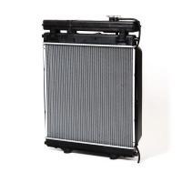 Радиатор водяной 2485B280 двигатель Perkins