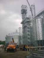 Строительство зерноперерабатывающих предприятий