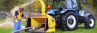 Измельчитель веток для трактора