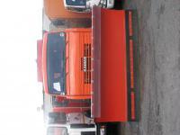 Отвал снежный для грузовых автомобилей МАЗ, КамАЗ