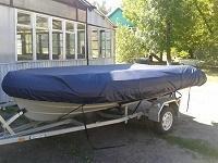 Тенты на катера