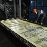 Изготовление листов из полиуретана