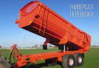 ALBION-26 - Трейлер для сельскохозяйственного применения